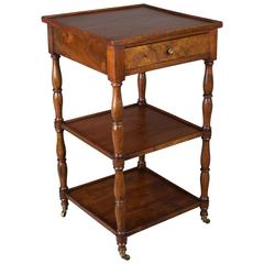 19th Century French Louis-Philippe Side Table