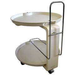 1980s Rosenthal Service Trolley by Waldemar Rothe