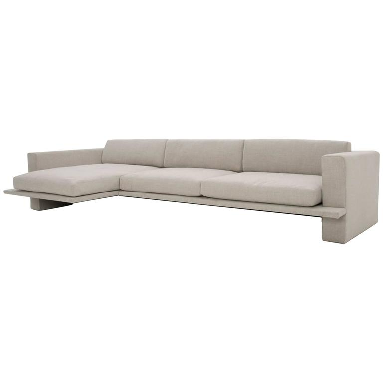 Palisades Sectional Sofa LAXseries by MASHstudios