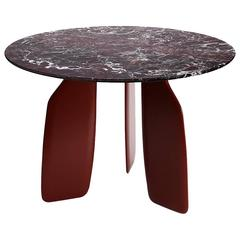 Dante Goods and Bads Bavaresk Marble Dining or Occasional Table