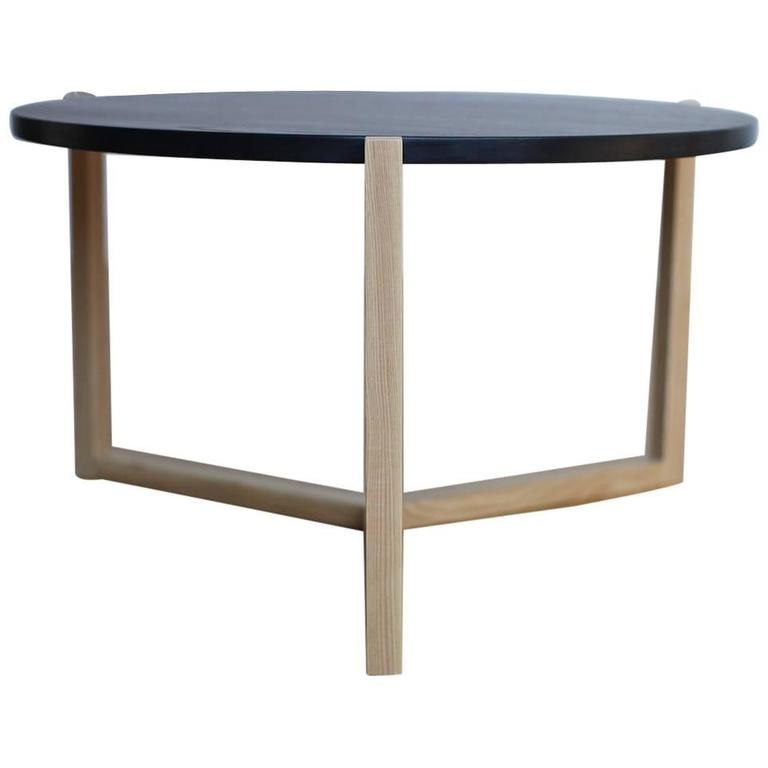Felix Coffee Table, Solid Wood For Sale