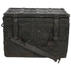 17th Century Spanish Strongbox