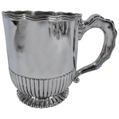Antique Gorham Sterling Silver Baby Cup
