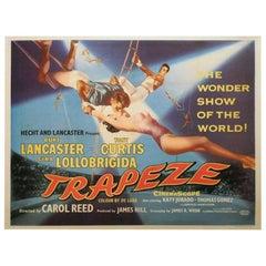"""Trapeze"" Film Poster, 1956"