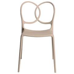 "Ludovica+Roberto Palomba Driade ""Sissi"" Chair in Glass Fiber, 2017"