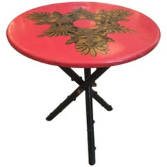 Vintage Piero Fornasetti Side Table