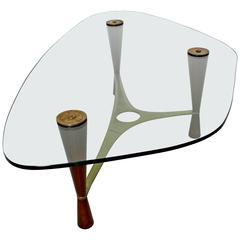 Mid-Century Modern Coffee Table Model 5309 by Edward Wormley for Dunbar, 1953