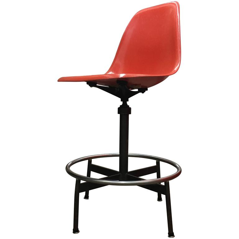 Herman Miller Eames Architect S Drafting Stool For Sale At