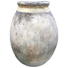 Enormous Rare 18th Century French Terracotta Biot Pot