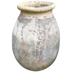 Very Large 18th Century French Terracotta Biot Pot