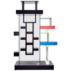 Ettore Sottsass Vitrine Coming Back from Madras