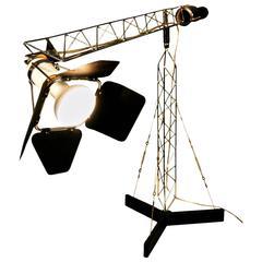 "Curtis Jere ""Crane"" Table Lamp"
