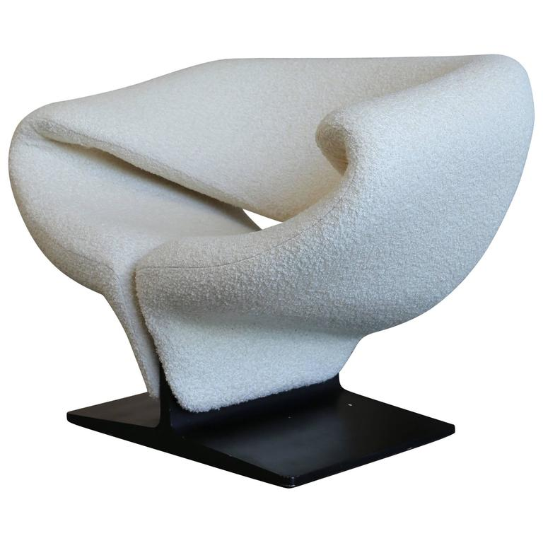 Pierre Paulin Ribbon Chair By Artifort, France For Sale Idea