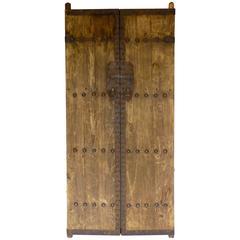 Early 19th Century Japanese Doors