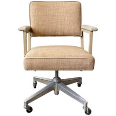 1970s Steelcase Office Chair, Refinished