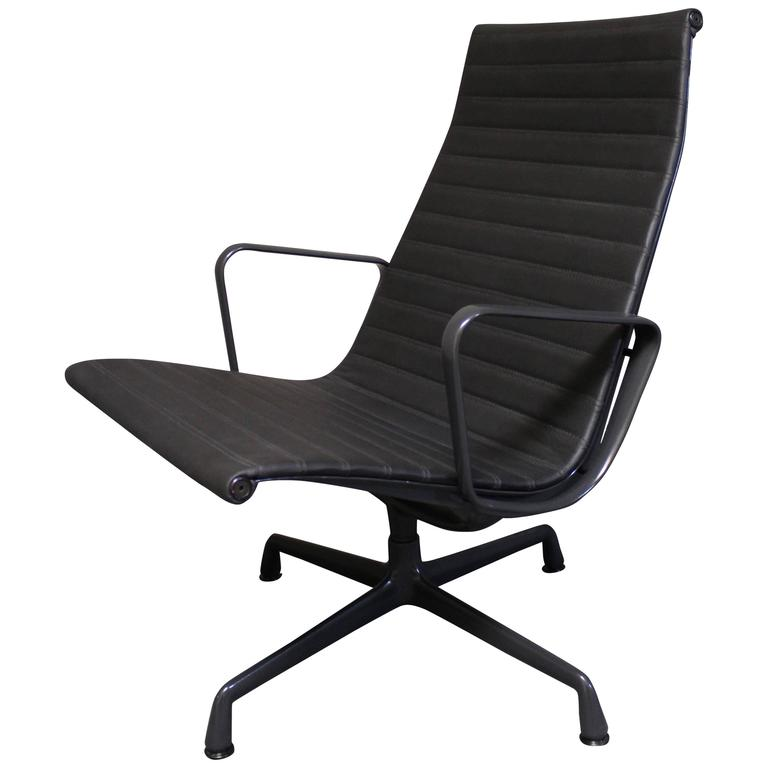 Eames Leather Lounge Chair for Herman Miller 1