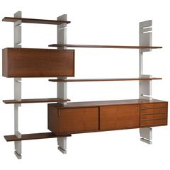 Italian 1960s Bookcase by Amma