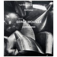 """Serge Mouille Luminaires Book """"Le Regard D'alan"""""""