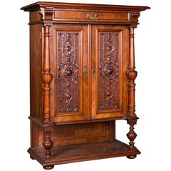 High Quality Wilhelminian Era Cabinet, 1880