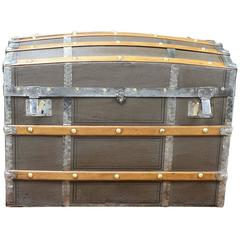 1900s French Trunk