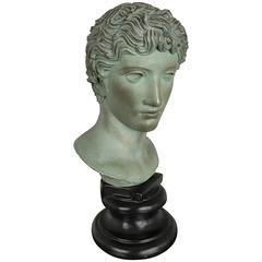 Alva Studios Grand Tour Style Bust of Apollo