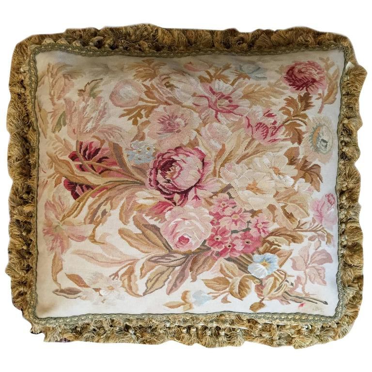 Decorative Pillows, French Style Aubusson The Pillow Cushion Cover 1