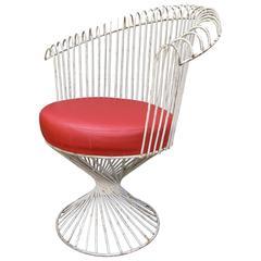 Mathieu Mategot Garden Chair