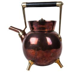 Christopher Dresser Teapot by Benham & Fround