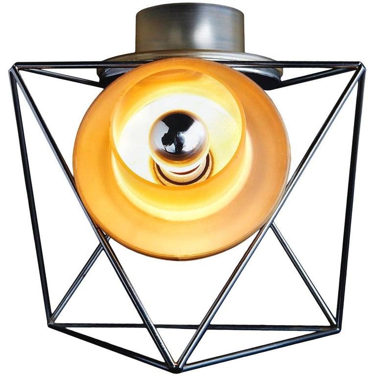 """Poliedra"" Lamp by Felice Ragazzo For Sale"