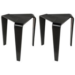 Pair of Stools by Marke Niskala