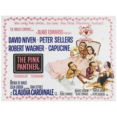 """The Pink Panther"", Film Poster, 1963"
