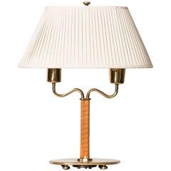 Josef Frank Table Lamp Model 2388 by Svenskt Tenn in Sweden