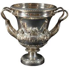 Sterling Silver Elkington & Co. Presentation Urn