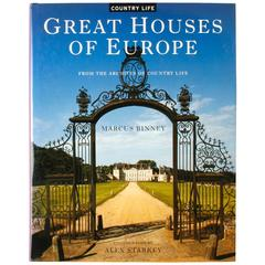 Great Houses of Europe by Marcus Binney