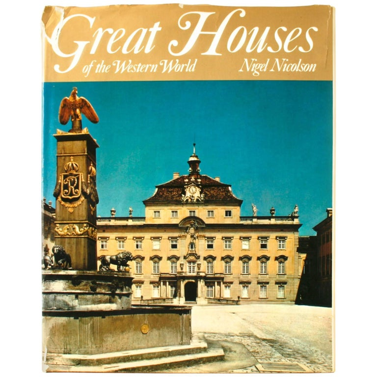Great Houses of the Western World, First Edition For Sale