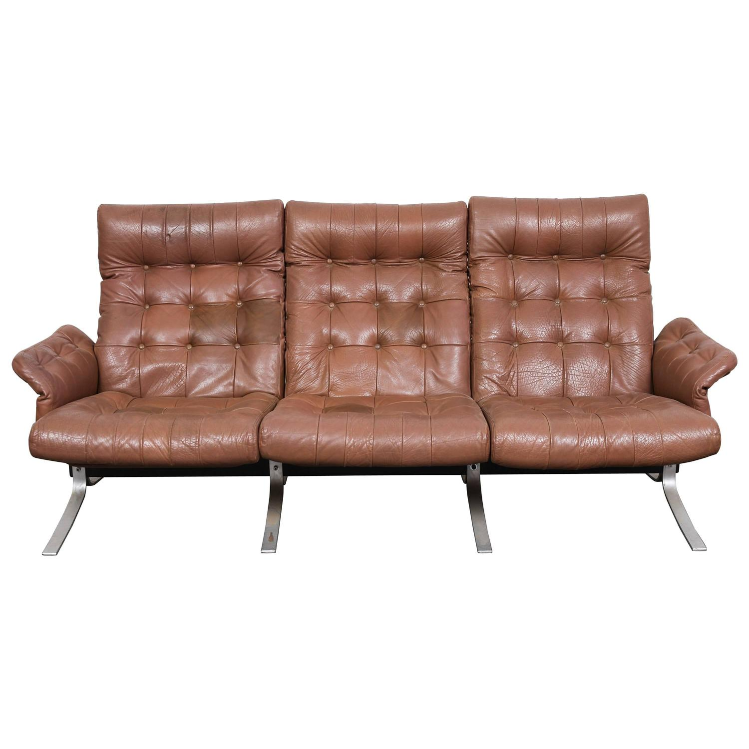 Danish Modern Sofa by S¸ren Lund For Sale at 1stdibs