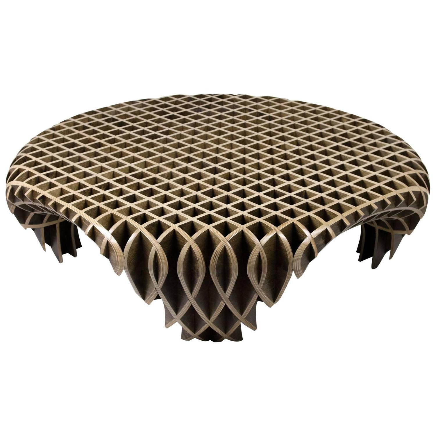 "DNA"" Coffee Table by Studio Superego Italy at 1stdibs"