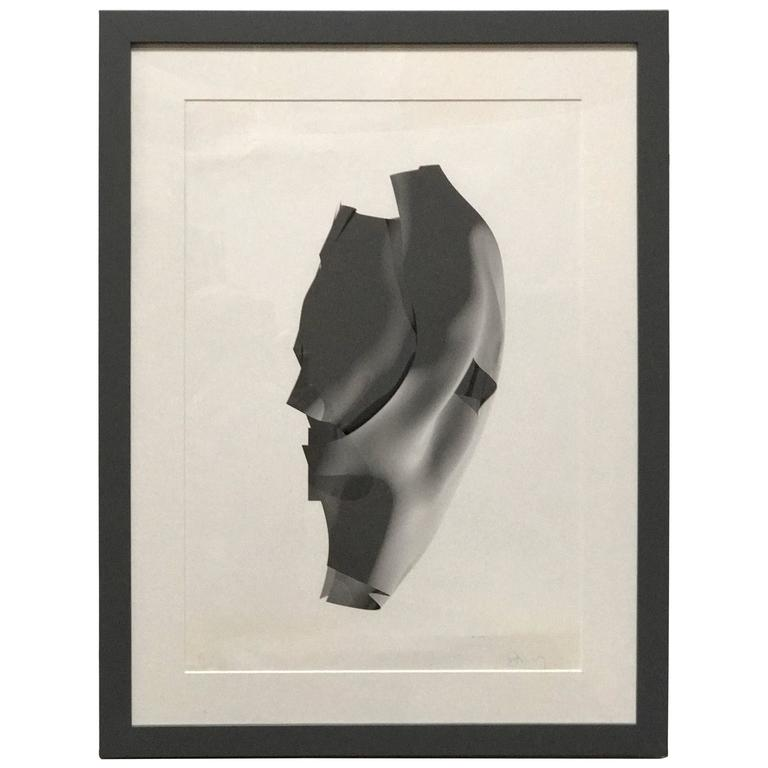Very Graphic Artist Proof Lithograph