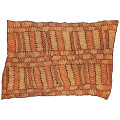 20th Century Dida Textile from Ivory Coast