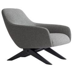 Poliform Marlon Low Back Armchair by Vincent Van Duysen