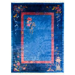 Chinese Art Deco Rug