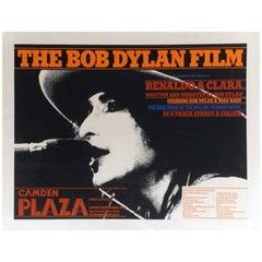 """Renaldo And Clara"" Film Poster, 1978"