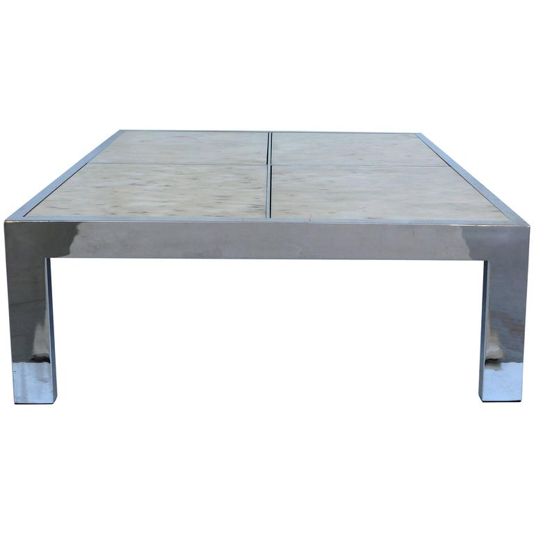 MidCentury Modern Leon Rosen Pace Collection Coffee Table For Sale