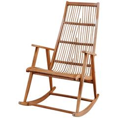 20th Century Rocking Chair, Germany, 1960s
