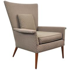 Paul McCobb Custom Craft Wingback Chair