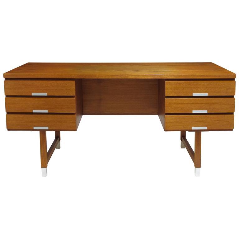 Kai Kristiansen Teak Desk