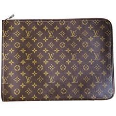 Louis Vuitton Monogram Poche Documents
