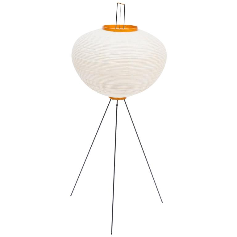 suspension index lighting lights akari lamp noguchi saucer isamu