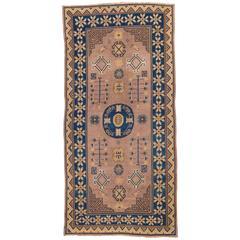 "Antique Samarkand Rug ""Khotan"""