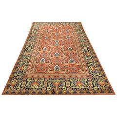 Oushak Carpet, circa 1900